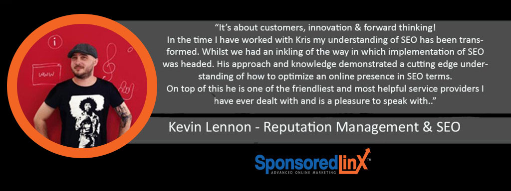 Kevin Lennon Ardor Media Factory Testimonial