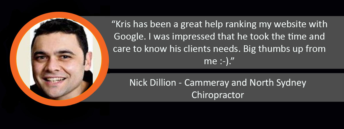 Nick Dillion Ardor Media Factory Testimonial