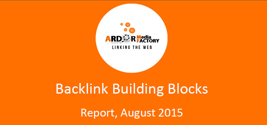 Backlink report image