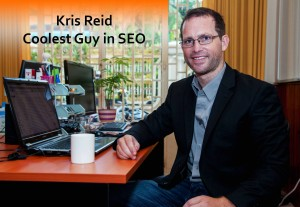 Kris Reid, otherwise known as the coolest guy in SEO, is here to answer your SEO woes!